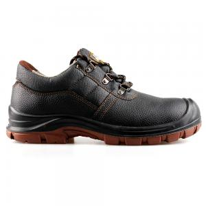basic low cut safety shoes with steel toecap and steel midsole(SN5736)