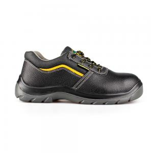 basic low cut safety shoes with steel toecap and steel midsole(SN5758)