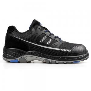 KPU Upper Sport Safety Shoes/Work Footwear/ Leisure Work Shoes Sn6123