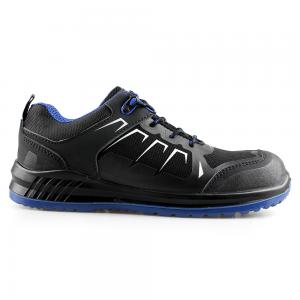 Sport Men/Women Safety Shoes Working Shoe Safety Footwear with Mesh Upper with Good Quality with PU/PU Sole -SN6201