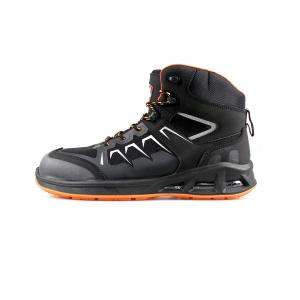 New Fashion Air Cushion Outsole Safety Shoes Working Shoes (sn6147)