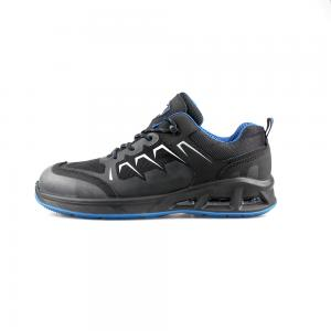 New Air Cushion Outsole Low Cut Safety Shoes Working Shoes (sn6148)